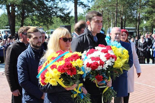 У Гурбах вшанували вояків УПА і згадали Червонія