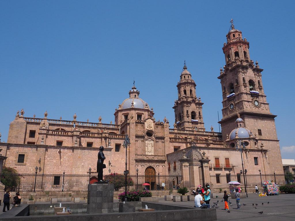 Morelia, Michoacan, Patrimonio Humanidad UNESCO