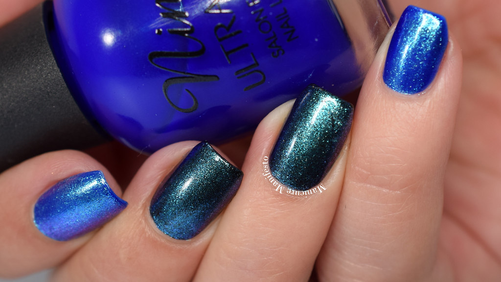 Can I use chrome powder with regular polish?