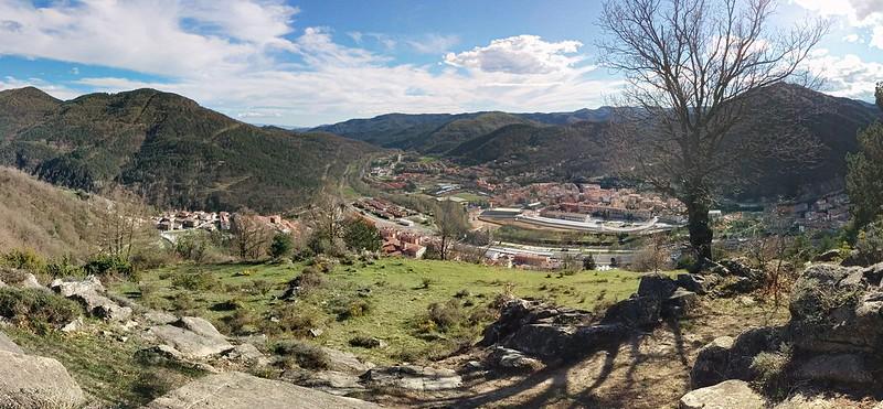 Caminant i pedalant pel Ripollès.