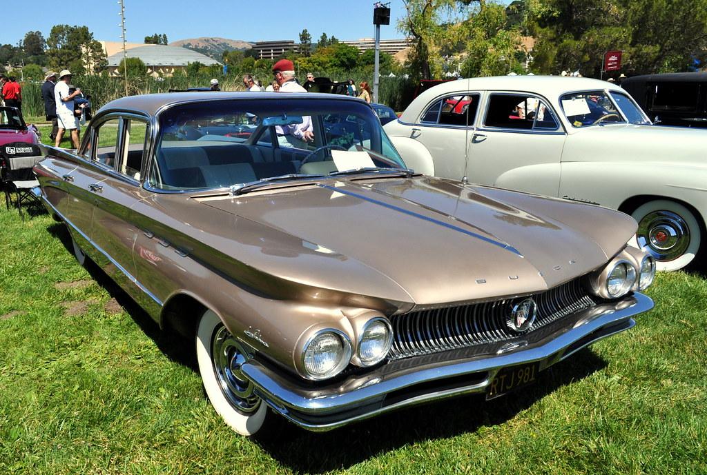 1960 Buick Lesabre Sedan 5th Annual Marin Sonoma