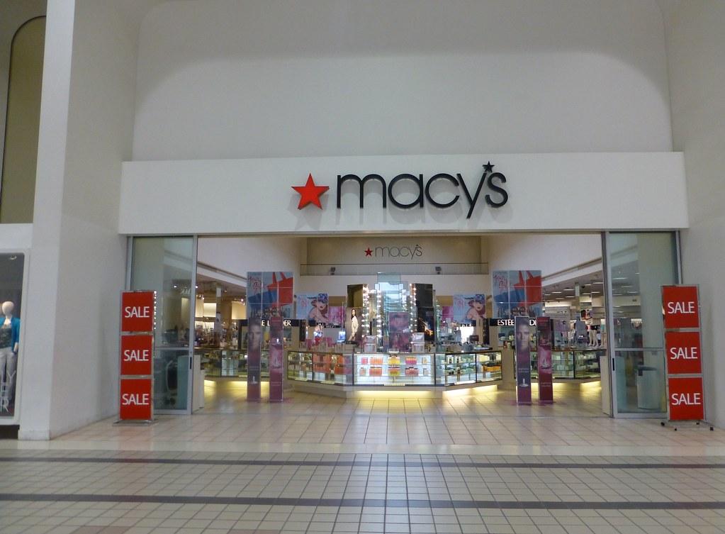 Macy S In Mansfield Ontario Ohio Richland Mall