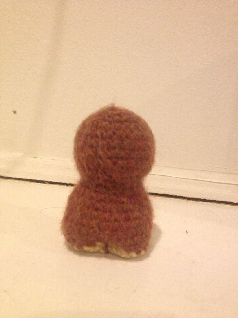 Amigurumi Ewok Pattern by Lucy Ravenscar. Crocheted as a ...