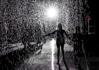 Rain Room | by vpickering