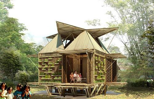 Casas ecol gicas - Construccion de casas ecologicas ...