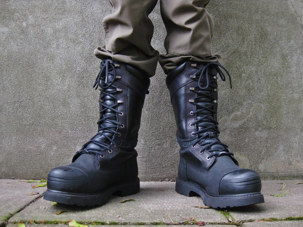Timberland Pro Mining 14 Boots Work Boots Are Usually