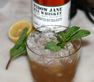 Rye Whiskey Smash | by Vidiot