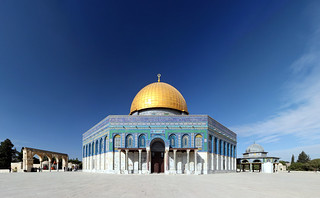Dome of the Rock | by askii