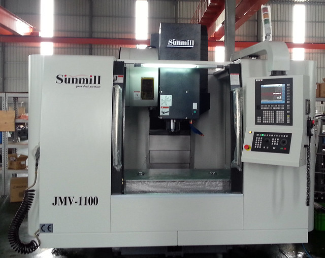 Vertical machining center_centro mecanizado vertical_FagorAutomation