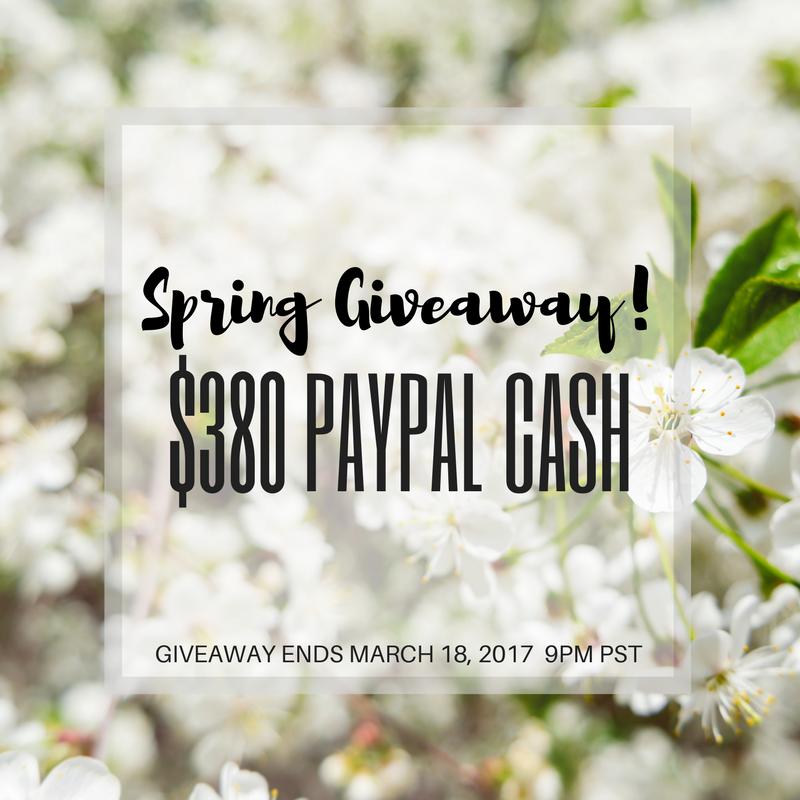 Spring Giveaway (1)
