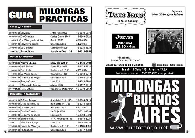 Revista Punto Tango 125 de Marzo 2017 - 12