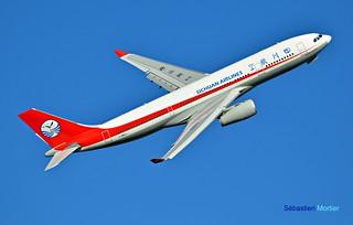 330.243 SICHUAN AIRLINES F-WWCJ 1780 TO B-8962 16 03 17 TLS