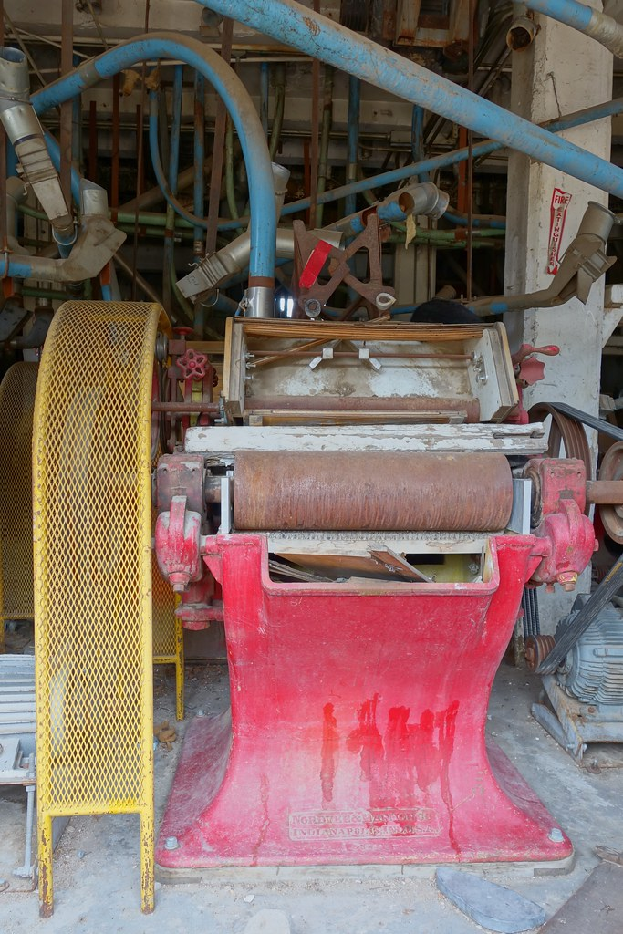 Old mill, Tempe, Arizona