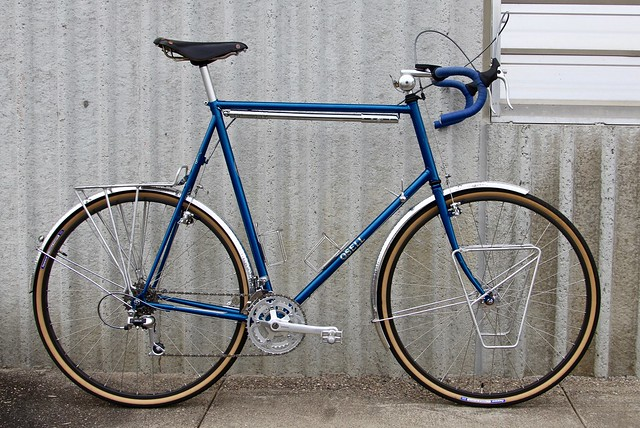 Jeff S 65cm Terry Osell Touring Bike Bike Jerks
