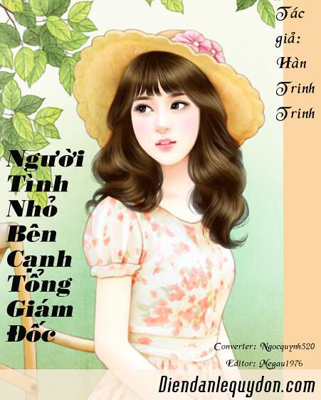 Người tình nhỏ bên cạnh Tổng giám đốc - Hàn Trinh Trinh