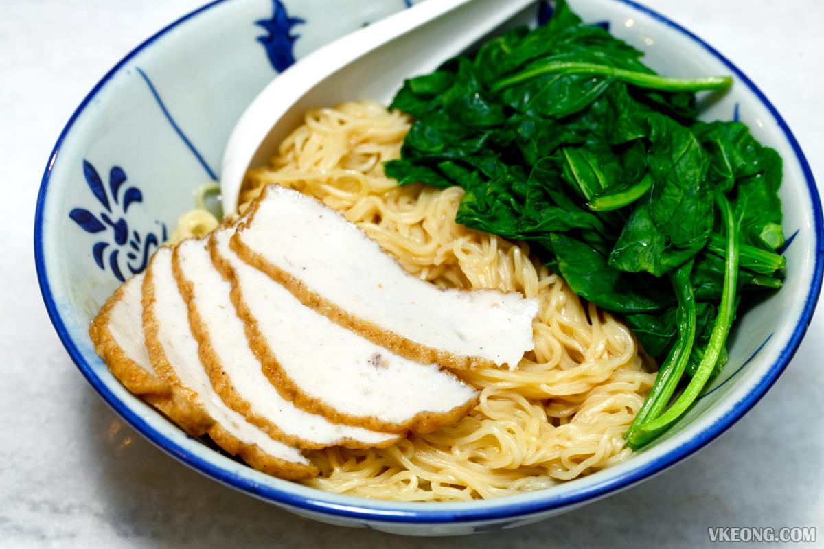 Bai Wei Cuisine Noodle in Abalone Sauce