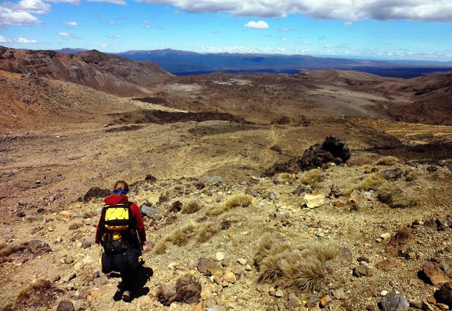 Wandern -Leben in Neuseeland