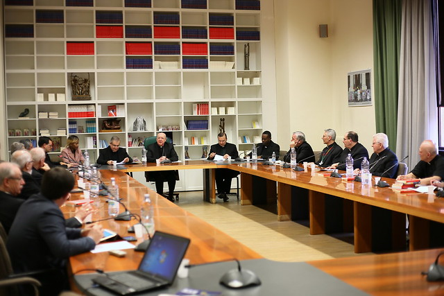 Ad Limina Visit Canadian Assembly of Western Catholic Bishops