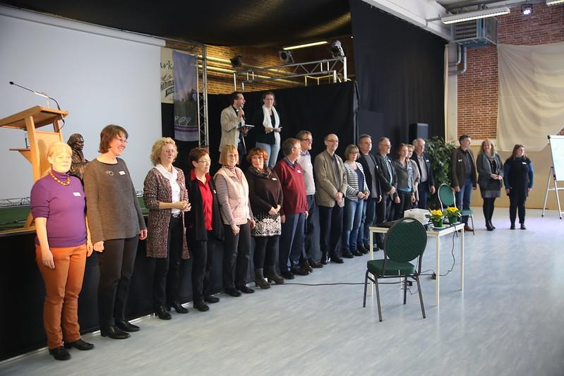 Willkommenskonferenz