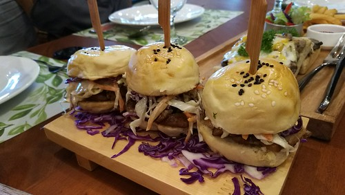 DavaoFoodTripS.com | Pulled Pork Humba Sliders - Sundays Modern Home Cooking at Go Hotels Lanang Davao