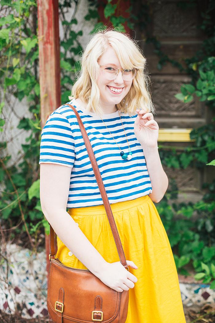 austin style blogger writes like a girl madewell midi skirt15