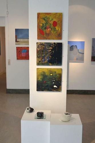 Konst eller Klocka 8.0 på Galleri Kronan – KULTURSIDAN.nu