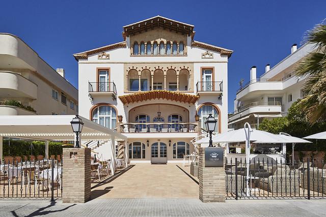 La casa vilella en sitges abre puertas este mes de abril - Hotel casa vilella ...