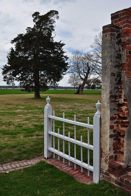 Eyre Hall - Orangery Ruins (1)