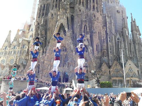 Diada Inici XVè Aniversari Sagrada Família