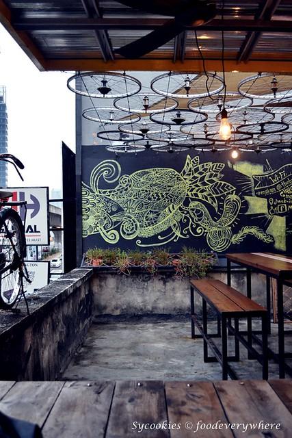 2.The Basikal @ Bangsar