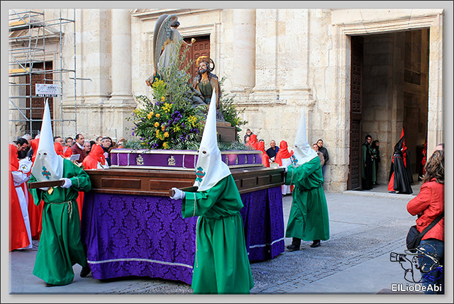 Procesión del Santo Entierro en la Semana Santa de Briviesca 2017 4