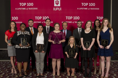 Top 10 with Chancellor Paydar
