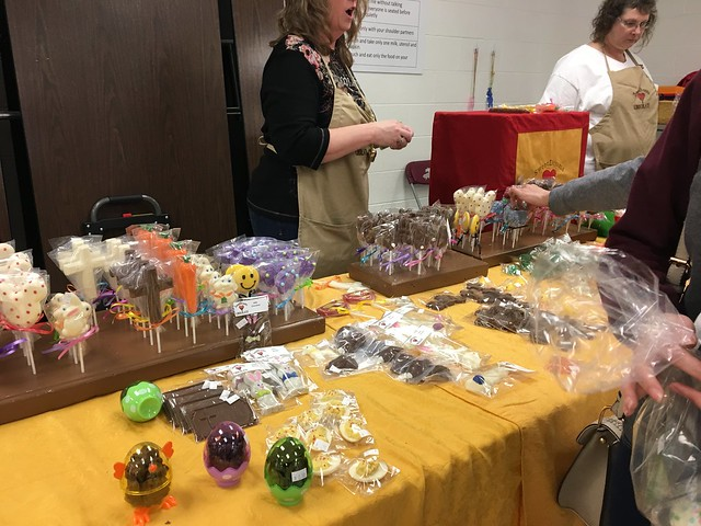 WV Chocolate Festival