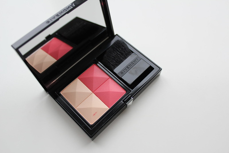 Givenchy Spring / Summer 2017 Prisme Blush in No. 1 Passion review and swatches