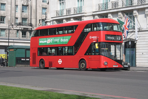 Arriva London LT500 LTZ1500