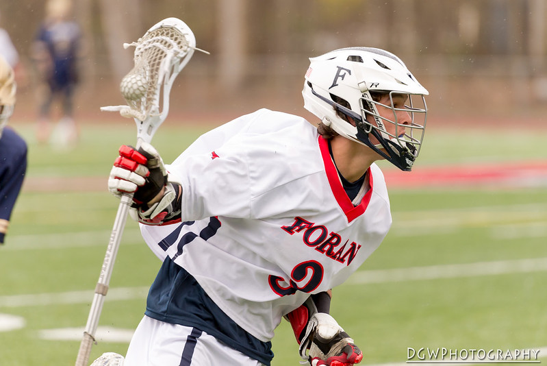 Foran High vs. Notre Dame of Fairfield - High School Boys Lacrosse