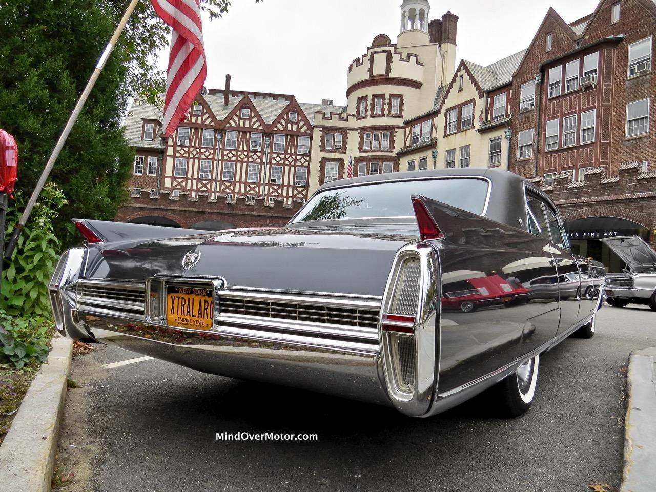 1964 Fleetwood Rear