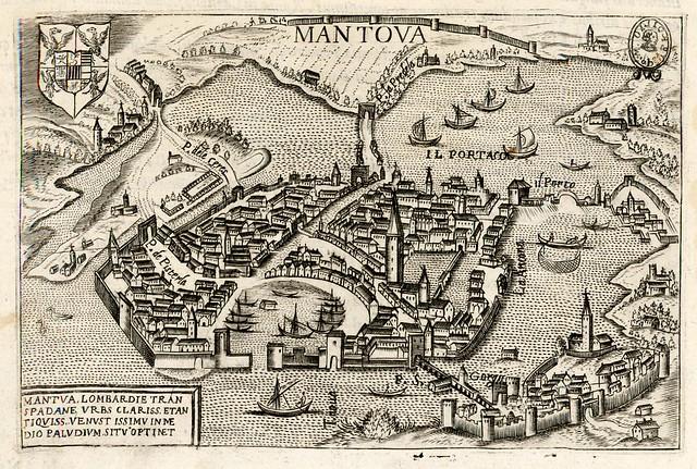 Pietro Bertelli - Mantova (1599)