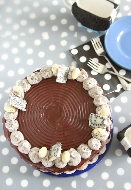 Extravagant Oreo Cheesecake