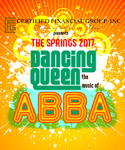 """""""The Springs Concert 2017: The Music of ABBA"""""""