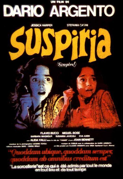 Suspiria - Poster 2