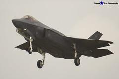 14-5091 HL - AF-092 - USAF - Lockheed Martin F-35A Lightning II - Lakenheath, Suffolk - 170420 - Steven Gray - IMG_5010
