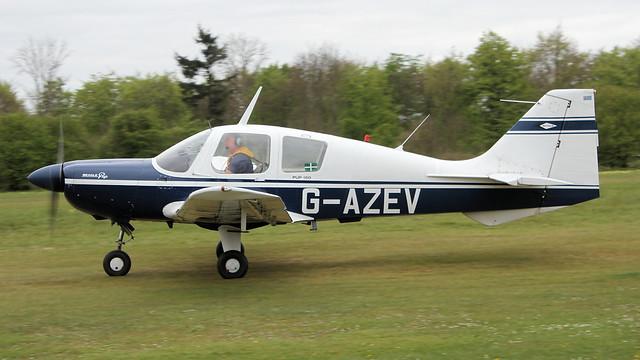 G-AZEV