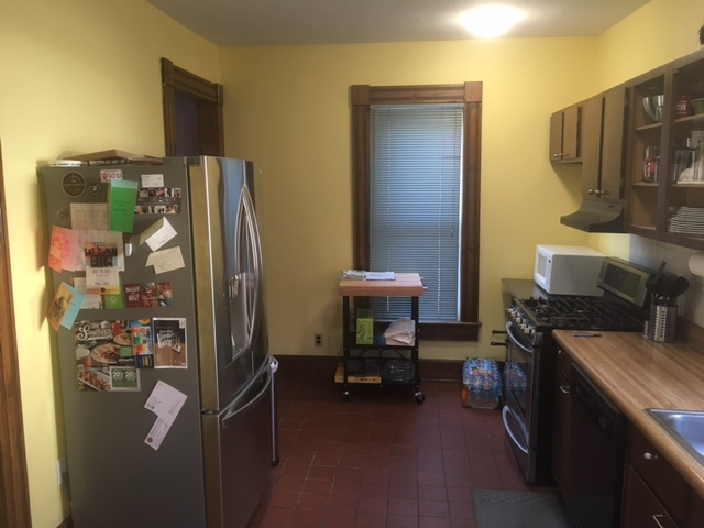 Renovation Doula Columbus Kitchen