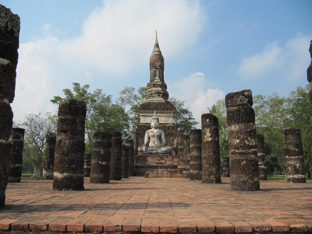 Wat Traphang-Ngoen (Sukothai)  M. JuMaR  Flickr