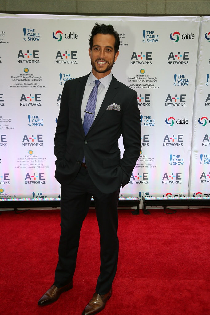 Tony Reali | Celebrities hit the red carpet at the NCTA ...
