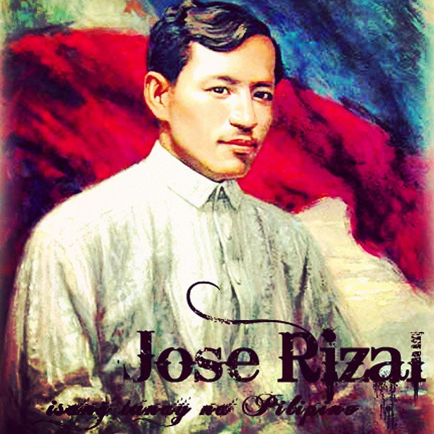 the modern rizal is in your heart essay