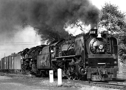 Nickel Plate Steam Locomotives Brooks Class L 1a 4 6 4