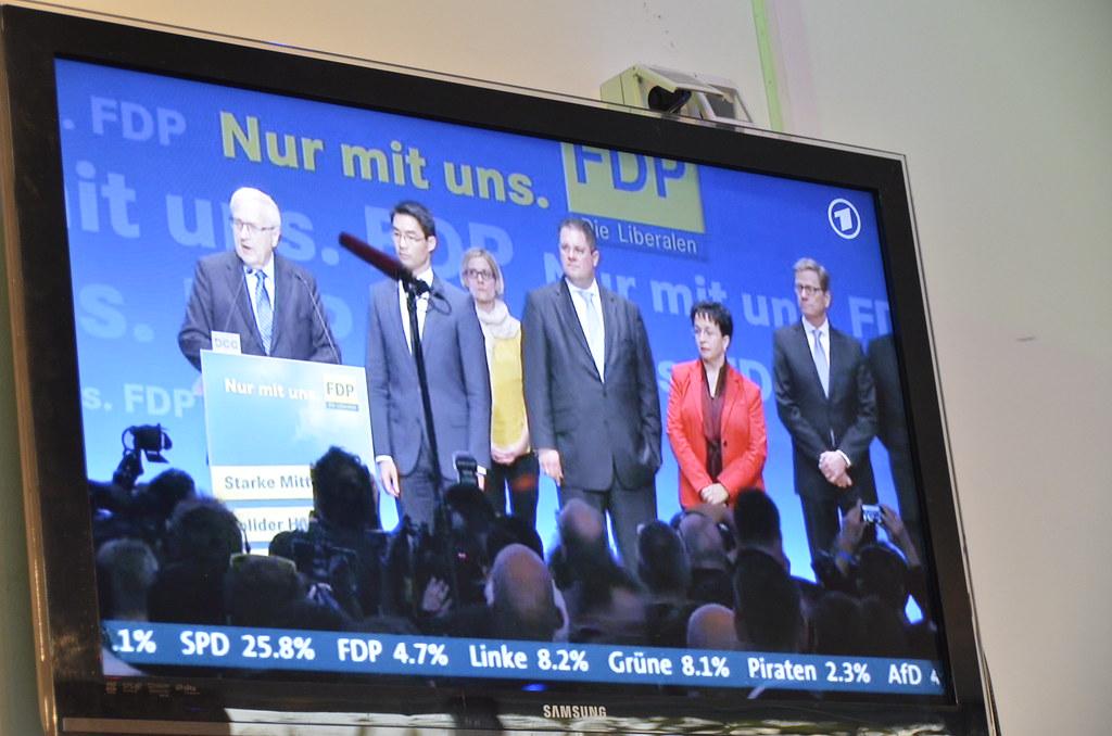party nordrhein westfalen
