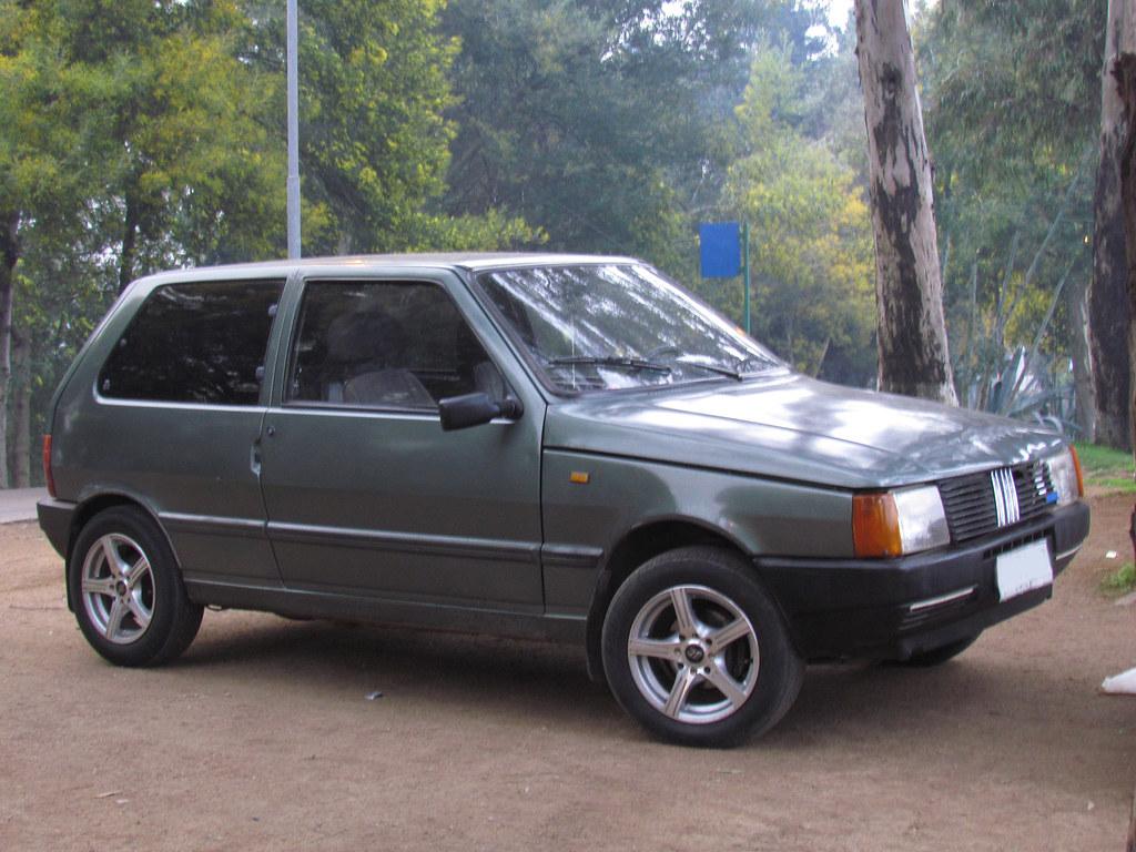 Fiat Uno 45 Sx 1988 Rl Gnzlz Flickr